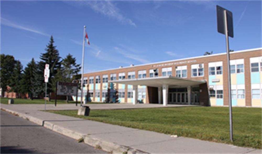 St. Jean de Brébeuf Catholic Secondary School
